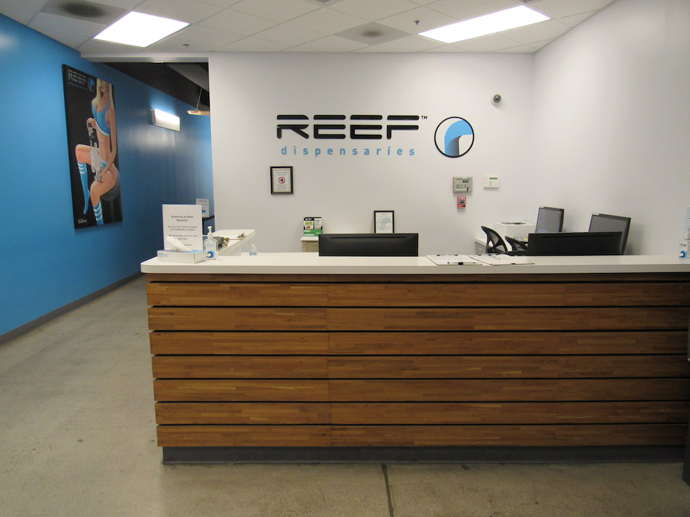 Announcement: Reef Dispensary Phoenix Location Now Open